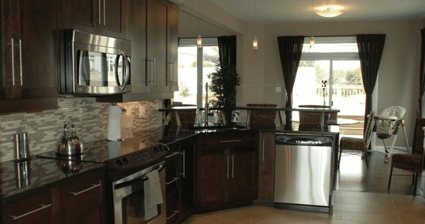 Cocinas pequeñas modernas - Aprende a decorar con poco dinero